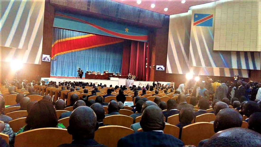 RDC: Vingt députés d'opposition invalidés, pour la plupart au bénéfice de la majorité