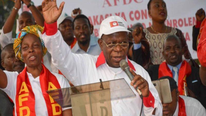 Présidence du Sénat en RDC: Bahati Lukwebo, le patron de l'AFDC-A, claque la porte du FCC de Joseph Kabila