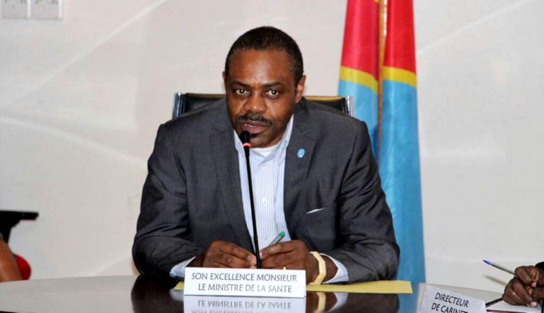 Ebola en RD Congo: le ministre de la Santé, le Dr Oly Ilunga, a démissionné