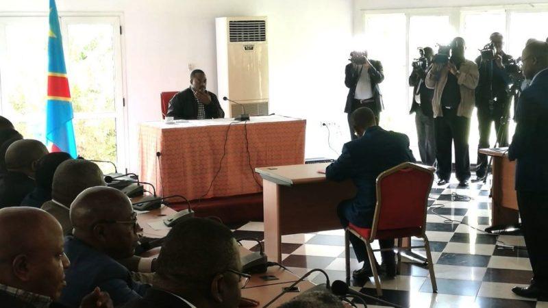 Gouvernement en RDC: Les ministres FCC prêtent serment… à Kingakati