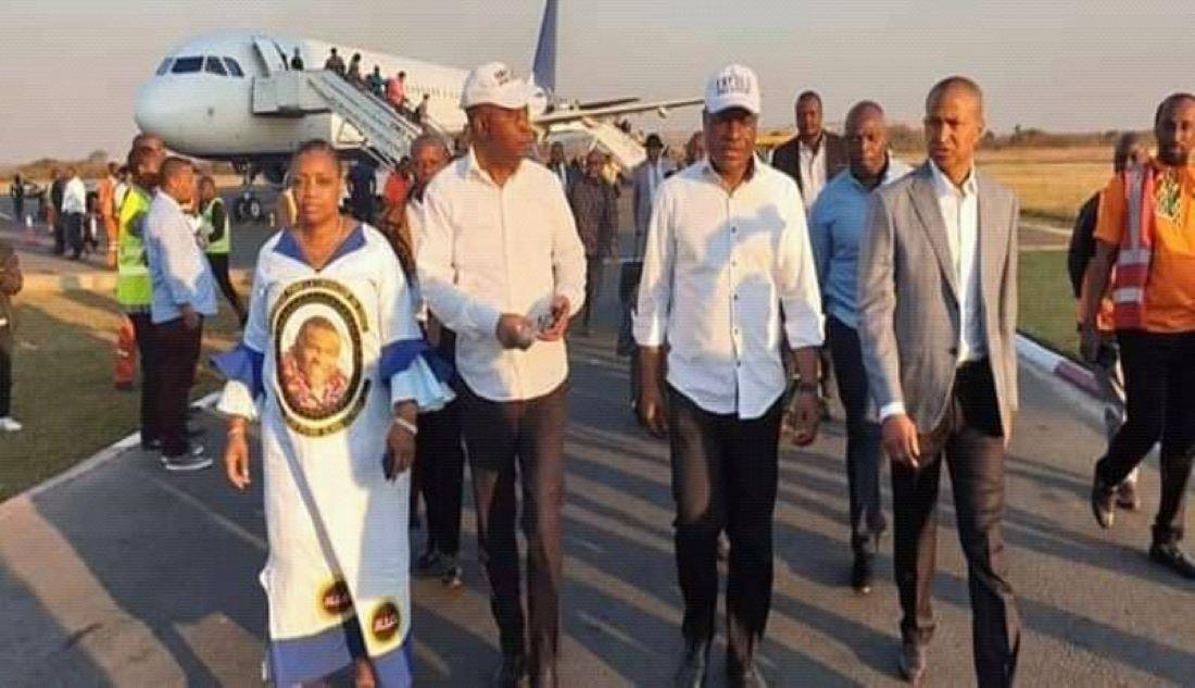 RDC: Réuni à Lubumbashi, le présidium de Lamuka réaffirme sa victoire à la présidentielle de décembre 2018 et s'engage à poursuivre le combat pour la vérité des urnes