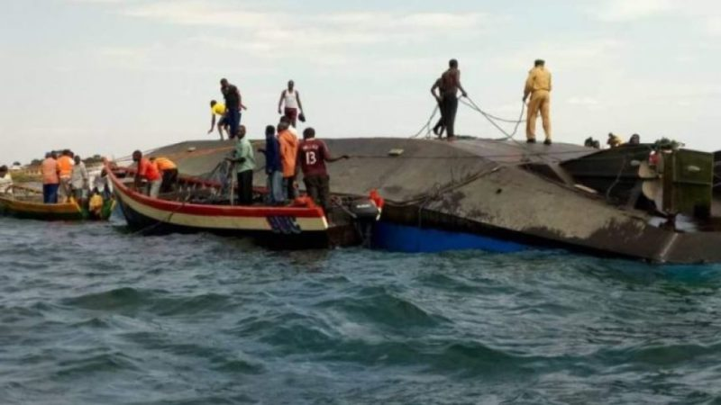 RDC: 11 morts et une cinquantaine de disparus dans un naufrage au Kasaï