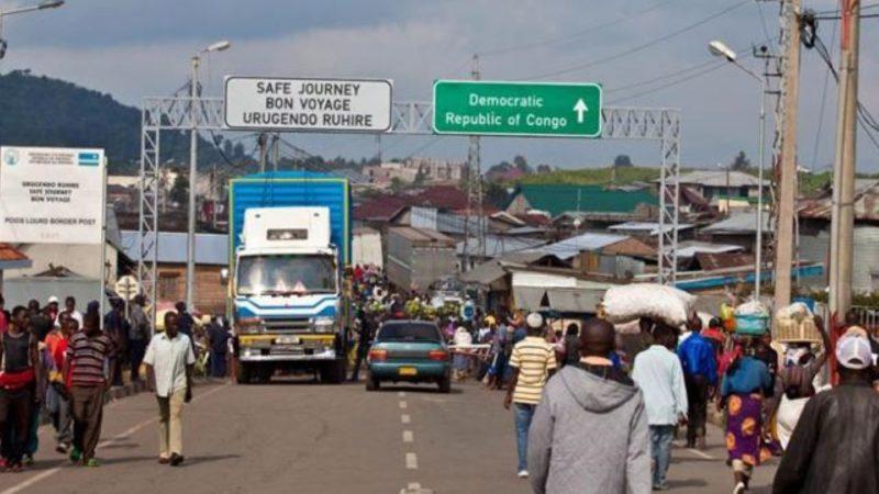 Ebola en RD Congo: baisse drastique de trafic à la frontière avec le Rwanda