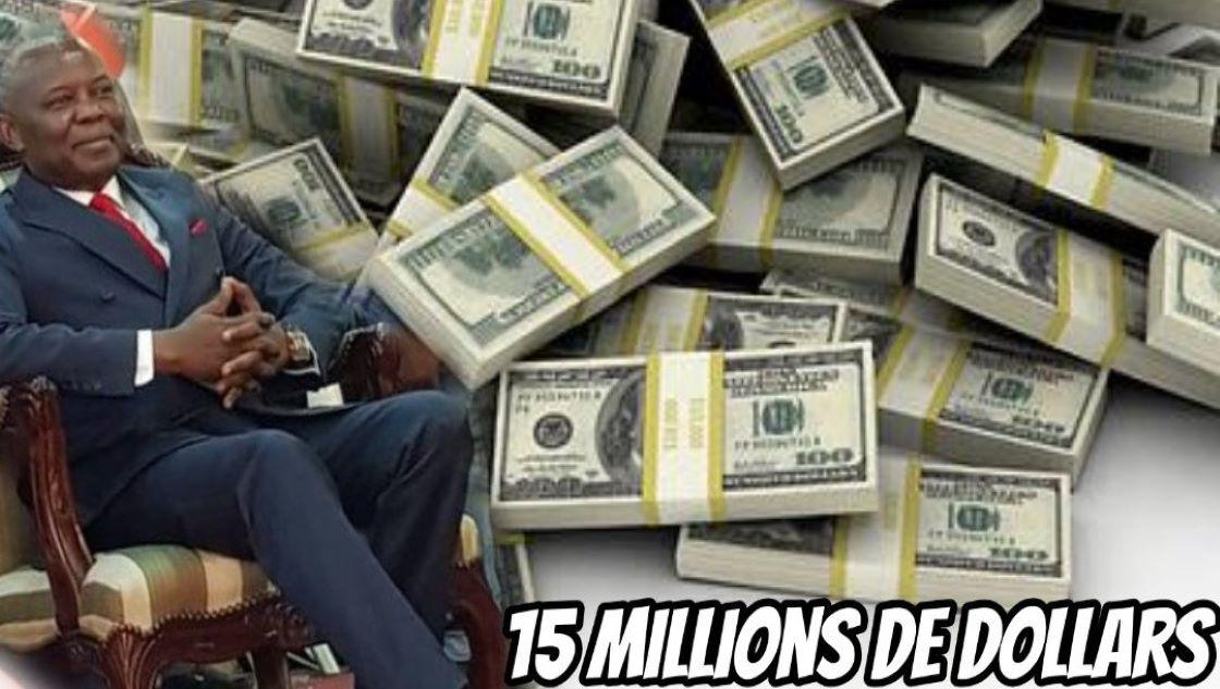 RDC: une affaire à 15 millions de dollars secoue la présidence de la République