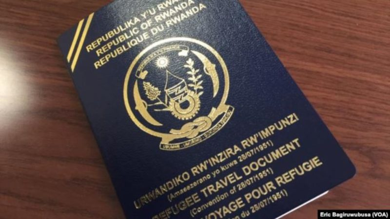 URGENT! Le Rwanda va accueillir des réfugiés africains bloqués en Libye