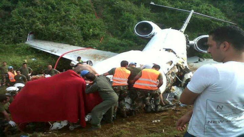 RD Congo: un avion escortant le président Felix Tshisekedi s'écrase dans le Maniéma, aucun survivant