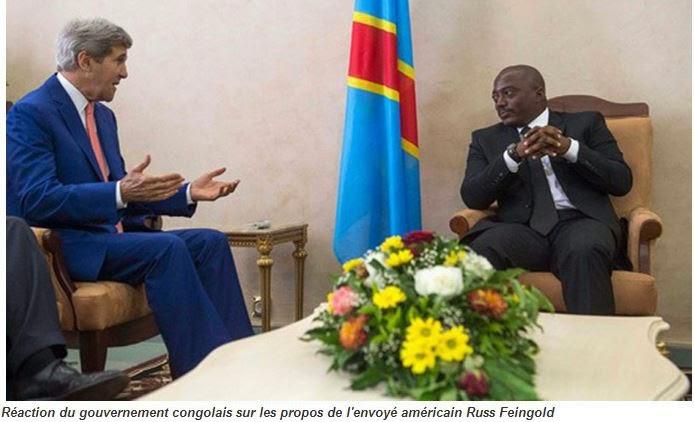 RDC:  Washington accentue des sanctions contre Joseph Kabila, Kinshasa doute encore