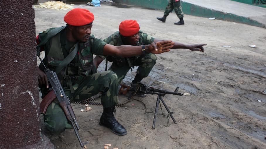 RDC: qui sont les auteurs de l'attaque contre le camp Tshatshi?