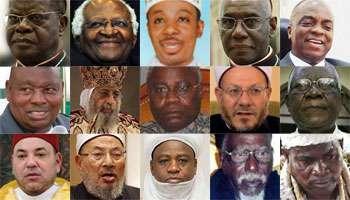 Diaporama: les 15 leaders religieux africains les plus influents