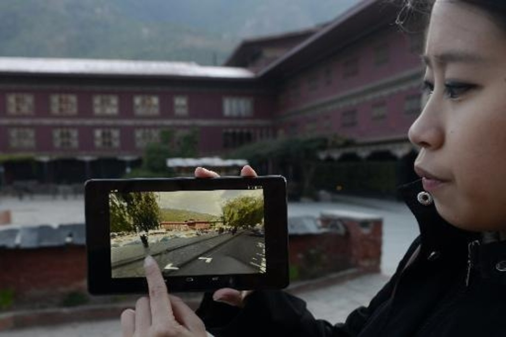 Google dévoile routes et monastères himalayens du Bhoutan