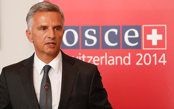 Printemps arabe: restitution des avoirs spoliés, «volonté inébranlable» de la Suisse