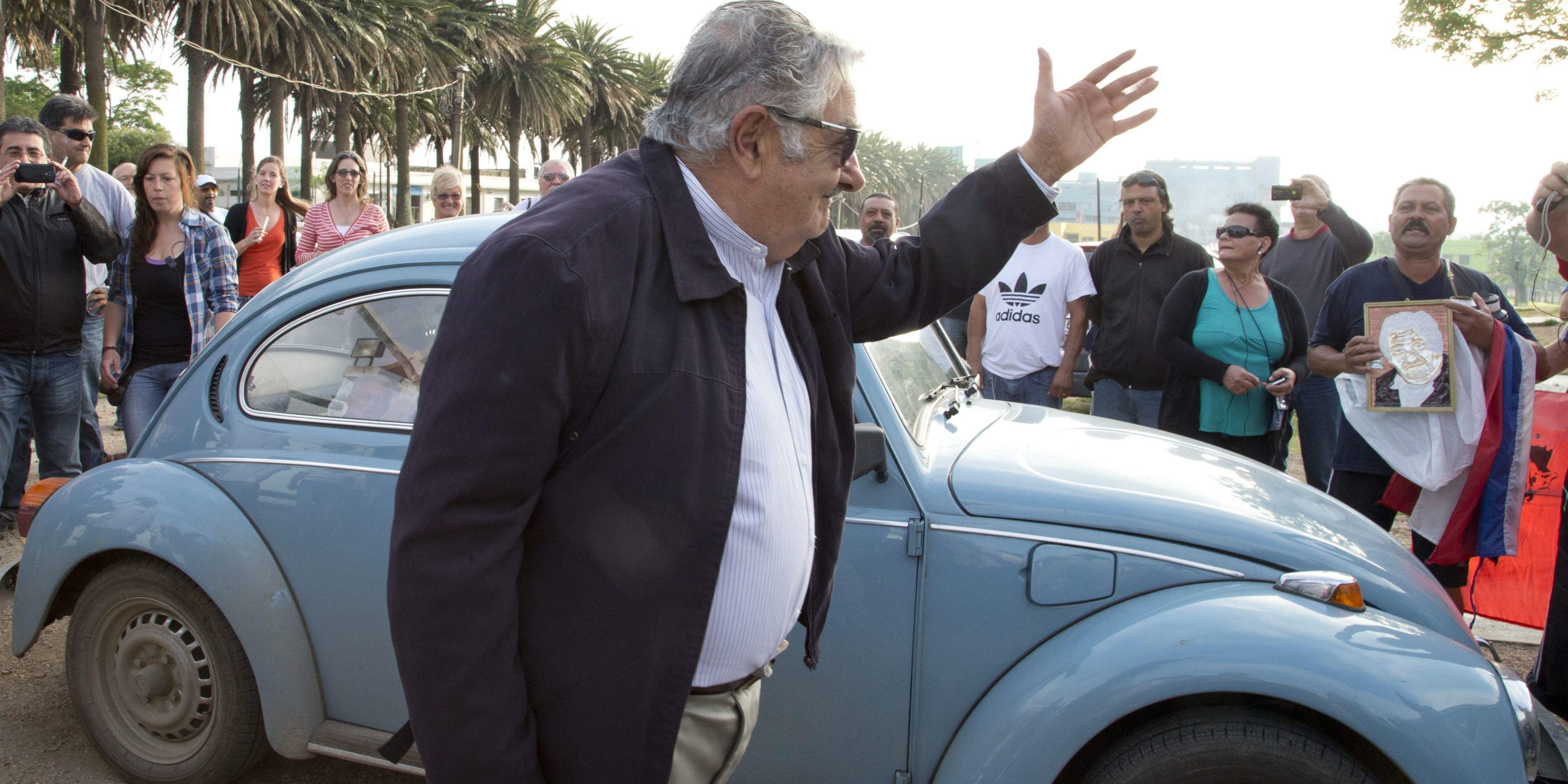 L'Uruguay choisit un successeur à «Pepe» Mujica, la gauche favorite