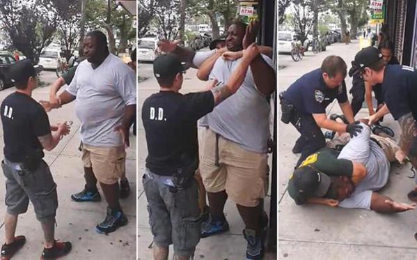 Etats-Unis: le policier responsable de la mort d'Eric Garner ne sera pas poursuivi, colère à New York
