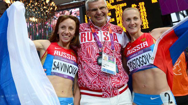 Les athlètes russes privés de JO de Rio