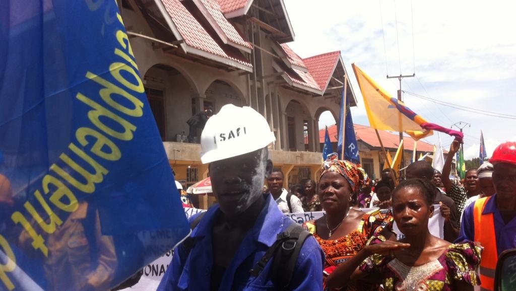 Meeting de la majorité à Kinshasa, des fonctionnaires de l'Etat obligés de participer