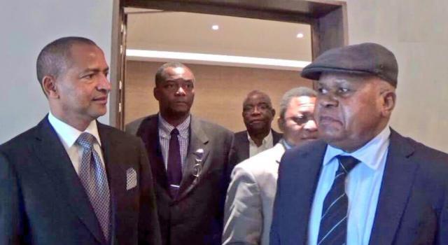 RDC: Etienne Tshisekedi appelle les autorités à faciliter le retour de Moïse Katumbi