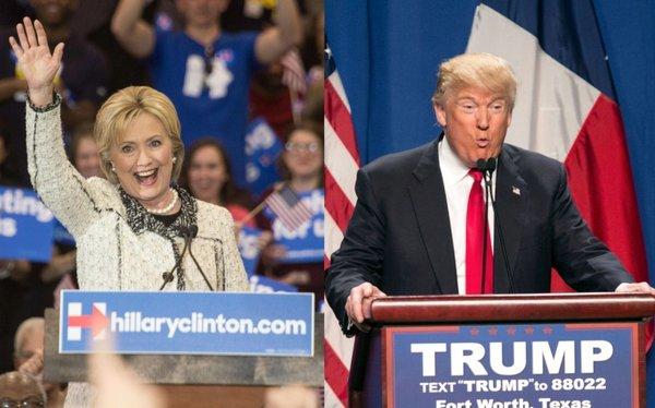 Présidentielle américaine: Trump et Clinton à la conquête de l'électorat latino