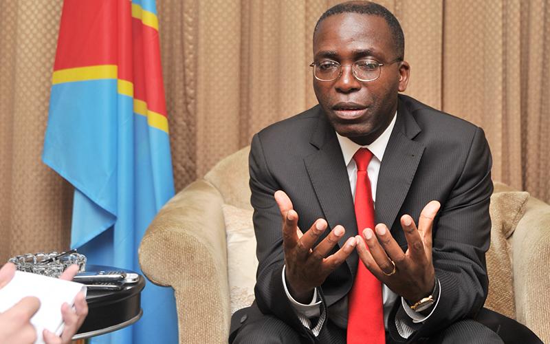 Massacres de Beni: le Premier ministre Matata Ponyo hué à son arrivée à Beni
