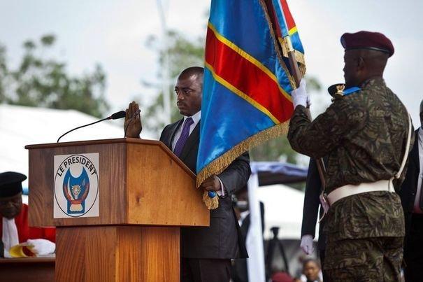 RDC: à Washington, l'ambassadeur Balumuene plaide pour une « prolongation » du mandat de Kabila