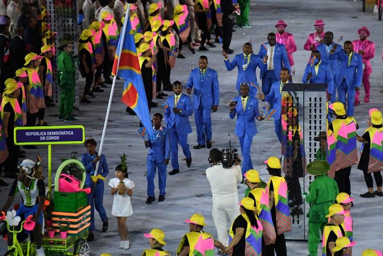 Jeux olympiques Rio 2016: la RDC rentre bredouille