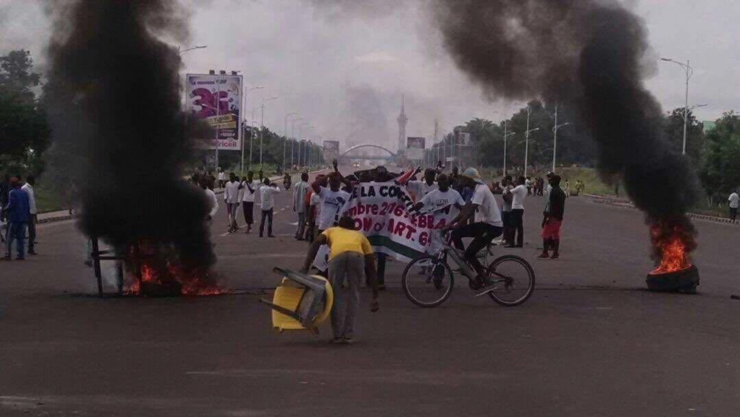 Kinshasa: Echauffourées entre policiers et manifestants de l'opposition