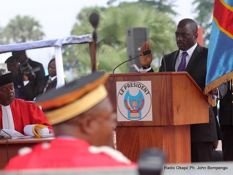 La RDC sous la pression internationale