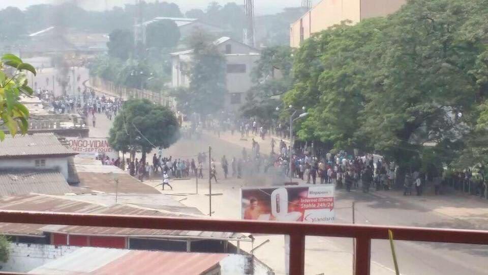 Kinshasa: plusieurs étudiants de l'ISTA blessés lors d'un accrochage avec la police
