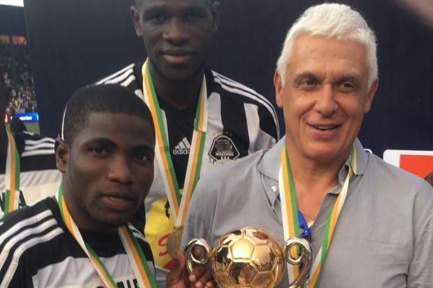 Foot: l'entraineur Hubert Velud quitte Mazembe pour l'Etoile du Sahel
