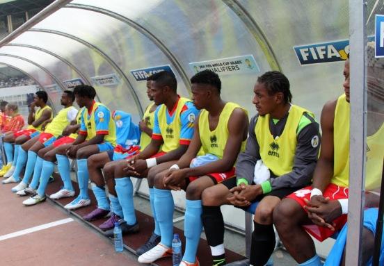 CAN 2017 : les Léopards reprennent les entrainements