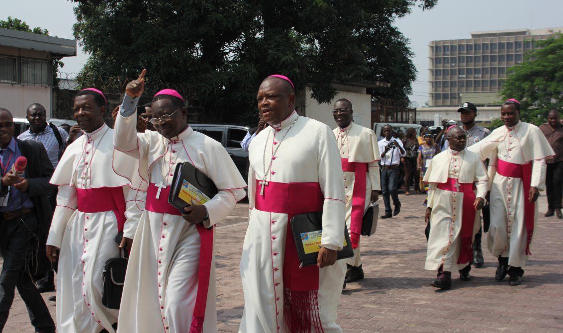 Dialogue en RDC: les évêques jettent l'éponge et dénoncent l'impasse des discussions