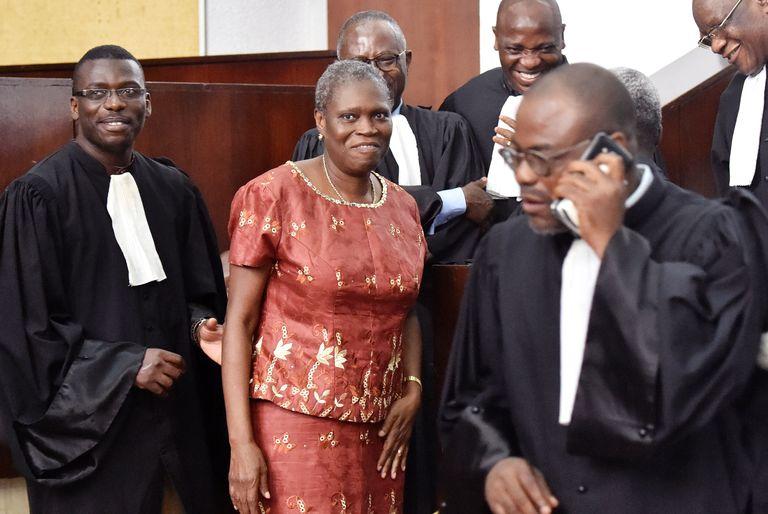 Procès Simone Gbagbo: l'ex-première dame acquittée de crime contre l'humanité