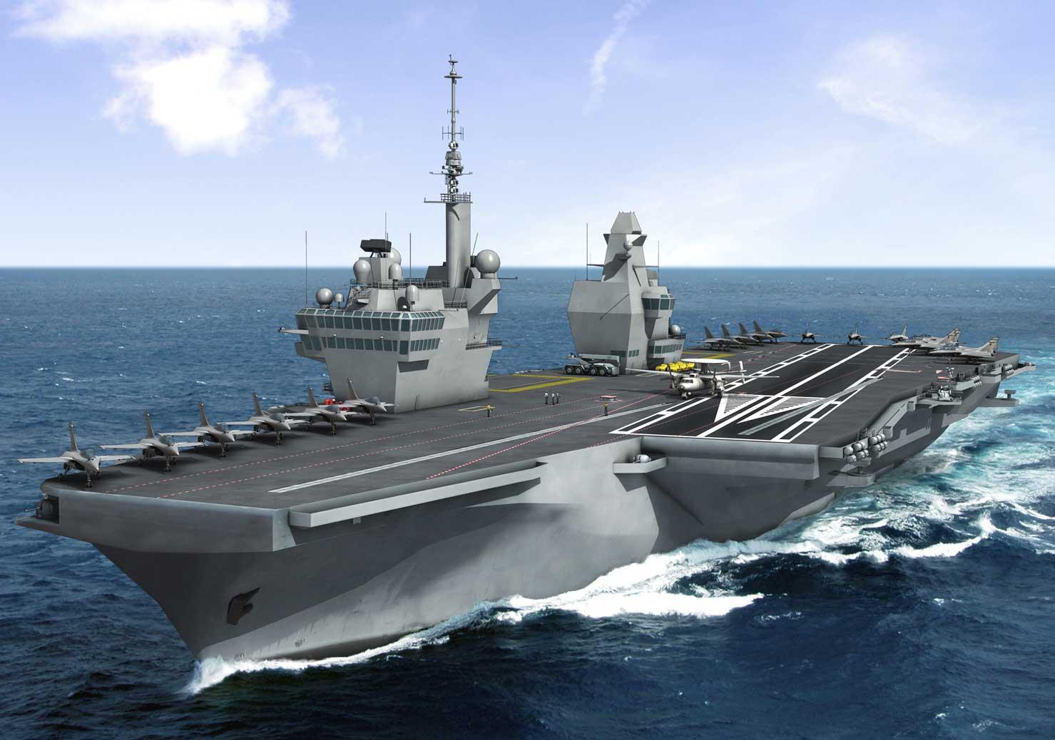 Le nouveau porte-avions nucléaire américain prend enfin à la mer