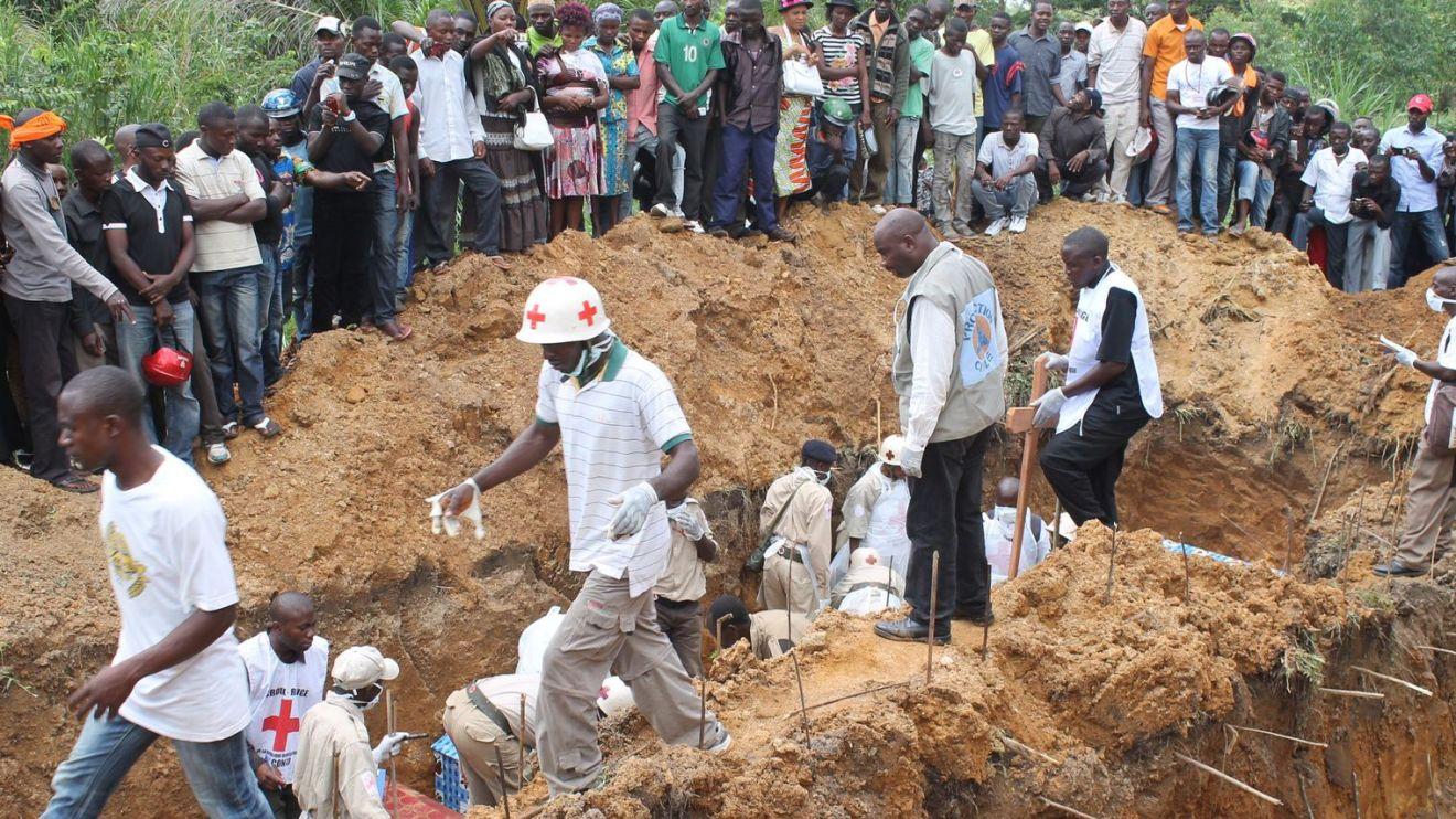RDC: Dix nouvelles fosses communes découvertes dans la province du Kasaï