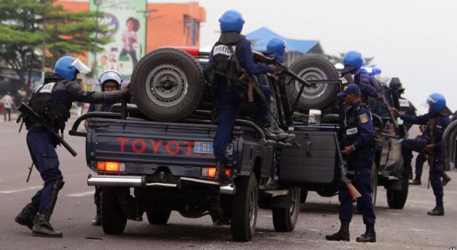 RDC: heurts à l'université de Kinshasa entre étudiants et policiers dans un contexte sécuritaire tendu