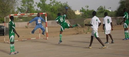 Handball: la RDC remporte le Challenge Trophy 2017