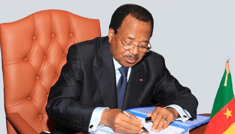 Cameroun: Paul Biya décrète la fin des poursuites contre des leaders anglophones