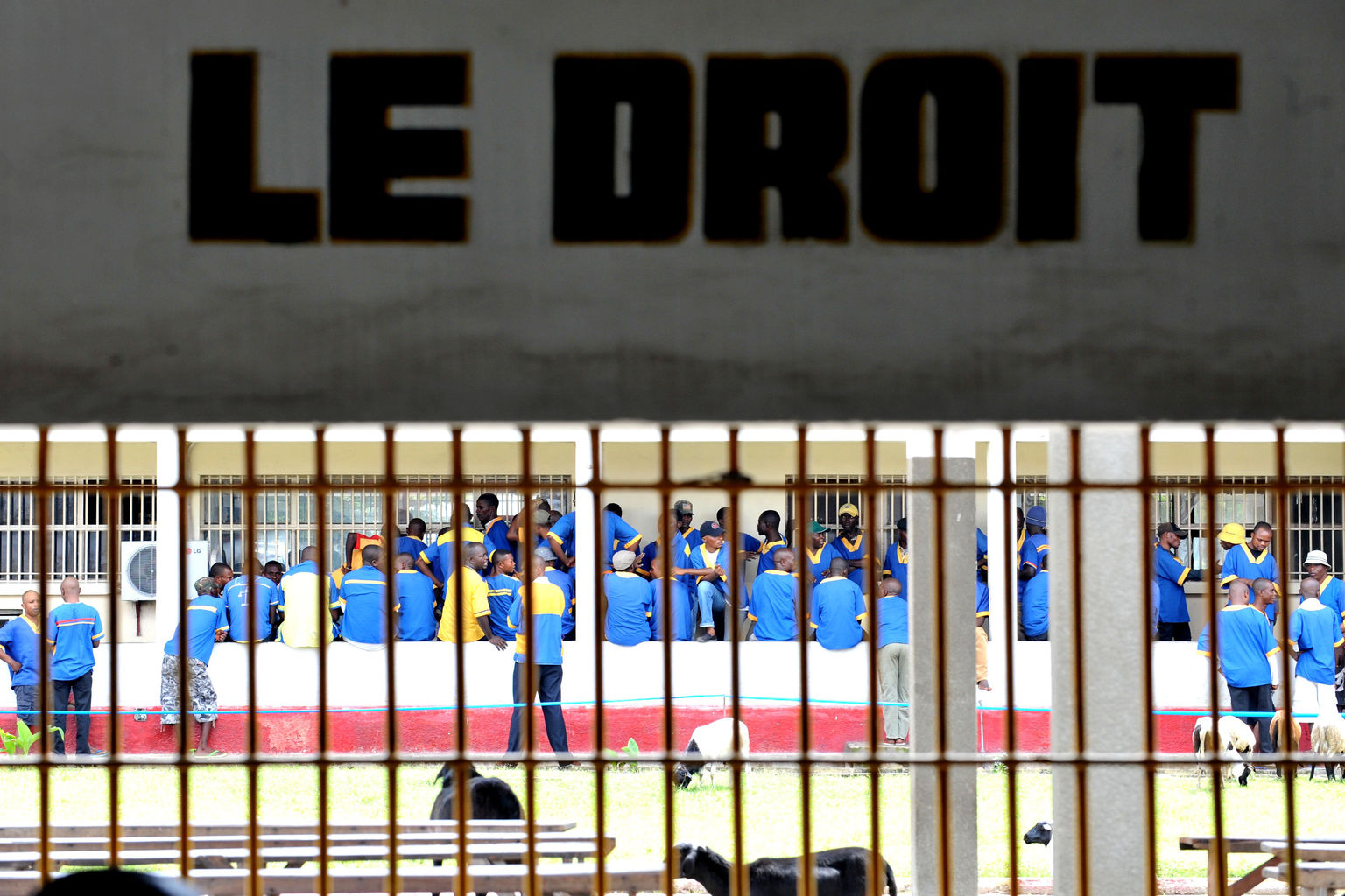 RDC: au moins 119 prisonniers évadés  de la prison de Kabinda