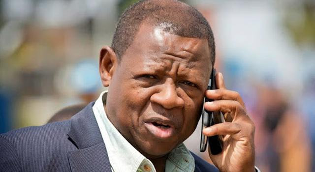 RDC: Lambert Mende en séjour à Bruxelles, malgré les sanctions de l'Union européenne