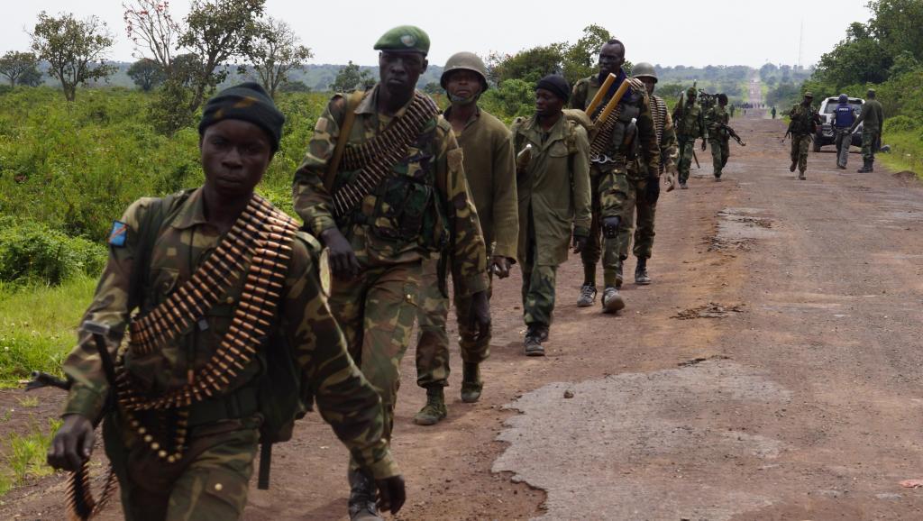 RDC: l'armée congolaise prise dans une embuscade des milices dans les deux Kivu