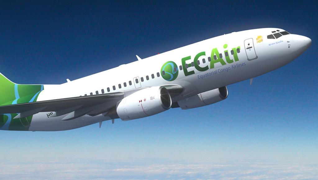 Congo-Brazzaville: la compagnie aérienne ECAir mise en liquidation judiciaire en France