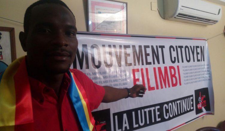 RDC: Carbone Beni, de Filimbi, hospitalisé en urgence après quatre mois de détention à l'ANR
