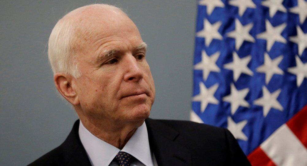 Etats-Unis: le sénateur John McCain est mort à l'âge de 81 ans