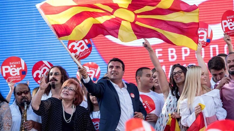 Macédoine: un référendum pour accepter un nouveau nom du pays, «une décision historique»