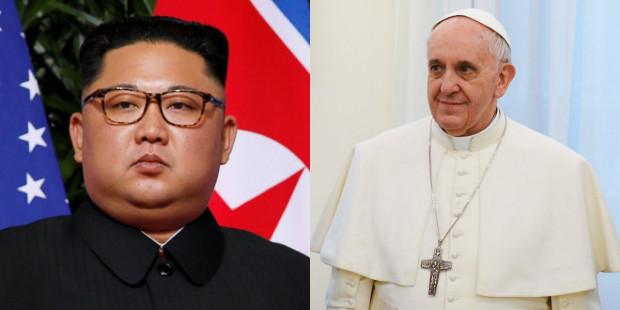 Vatican: Kim Jong-un invite le pape François en Corée du Nord