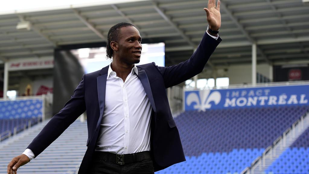 Didier Drogba, la star du football ivoirien, prend sa retraite