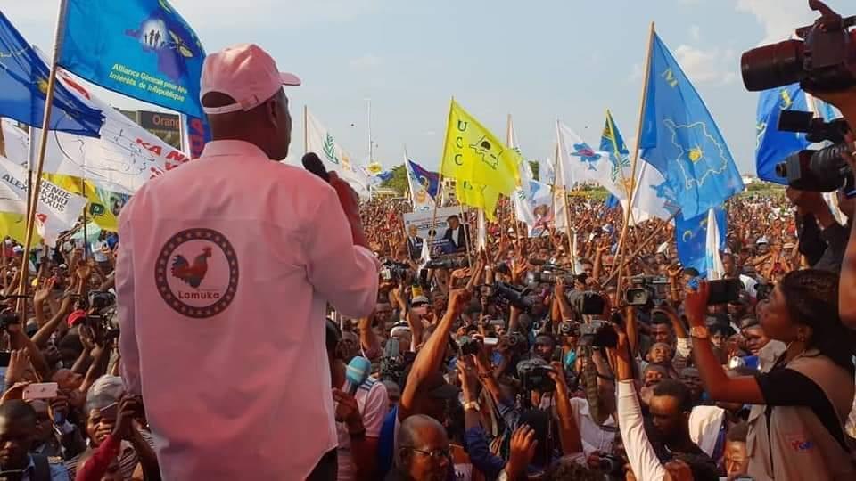 RDC: retour bien réussi à Kinshasa pour Martin Fayulu, le candidat commun de l'opposition