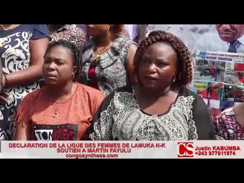 RDC-Présidentiellle: après la Cour Constitutionnelle c'est à la Cour populaire de trancher (VIDEO)