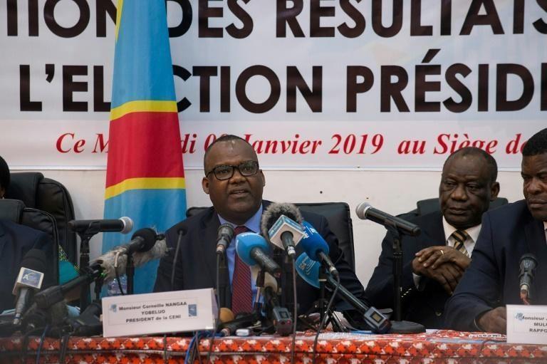 RDC-Elections: Washington sanctionne le président de la Ceni et autres personnalités