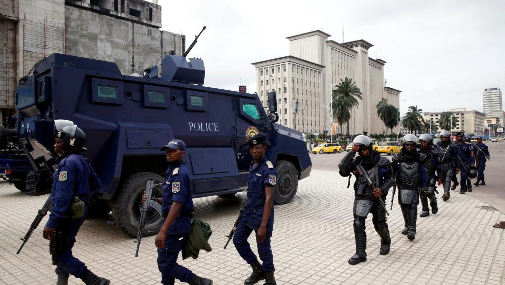 Situation tendue en RDC: la grogne des policiers se propage dans tout le pays