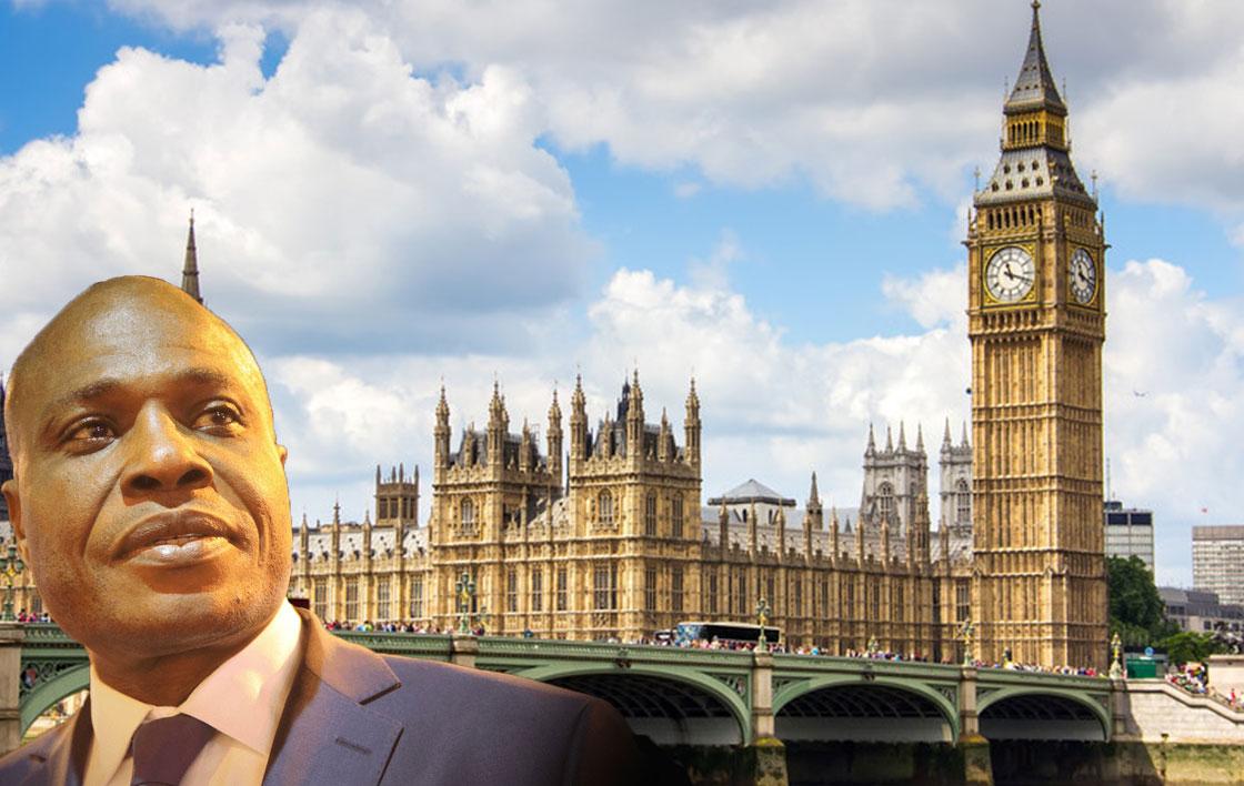 Le président Martin Fayulu à Londres ce samedi 13 avril pour la vérité des urnes